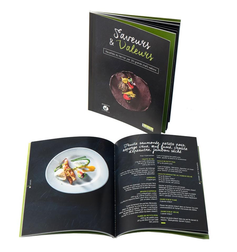 Saveurs valeurs recettes du terroir par 20 grands chefs - Cuisine belge recettes du terroir ...