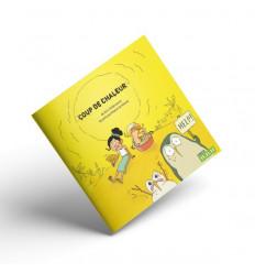 « Coup de chaleur », livre illustré pour enfants
