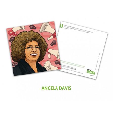 Les cartes postales de femmes inspirantes