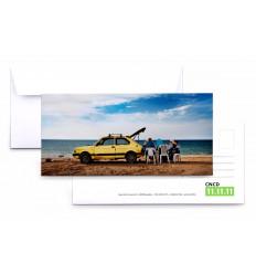 Les cartes postales panoramiques ... tour du monde