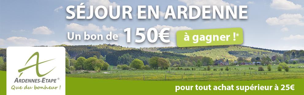 Concours Ardennes-etape