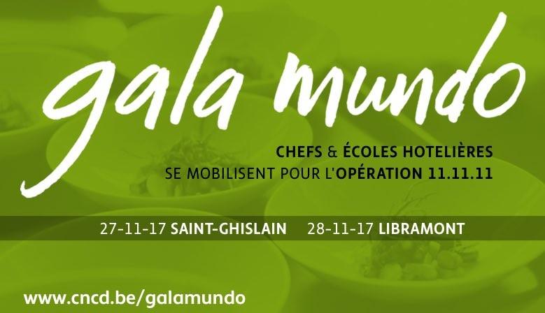 Gala Mundo 27 & 28 novembre 2017